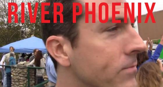 river phoenix, mark dice