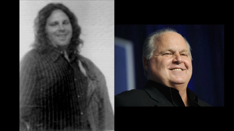 jim morrison, rush limbaugh