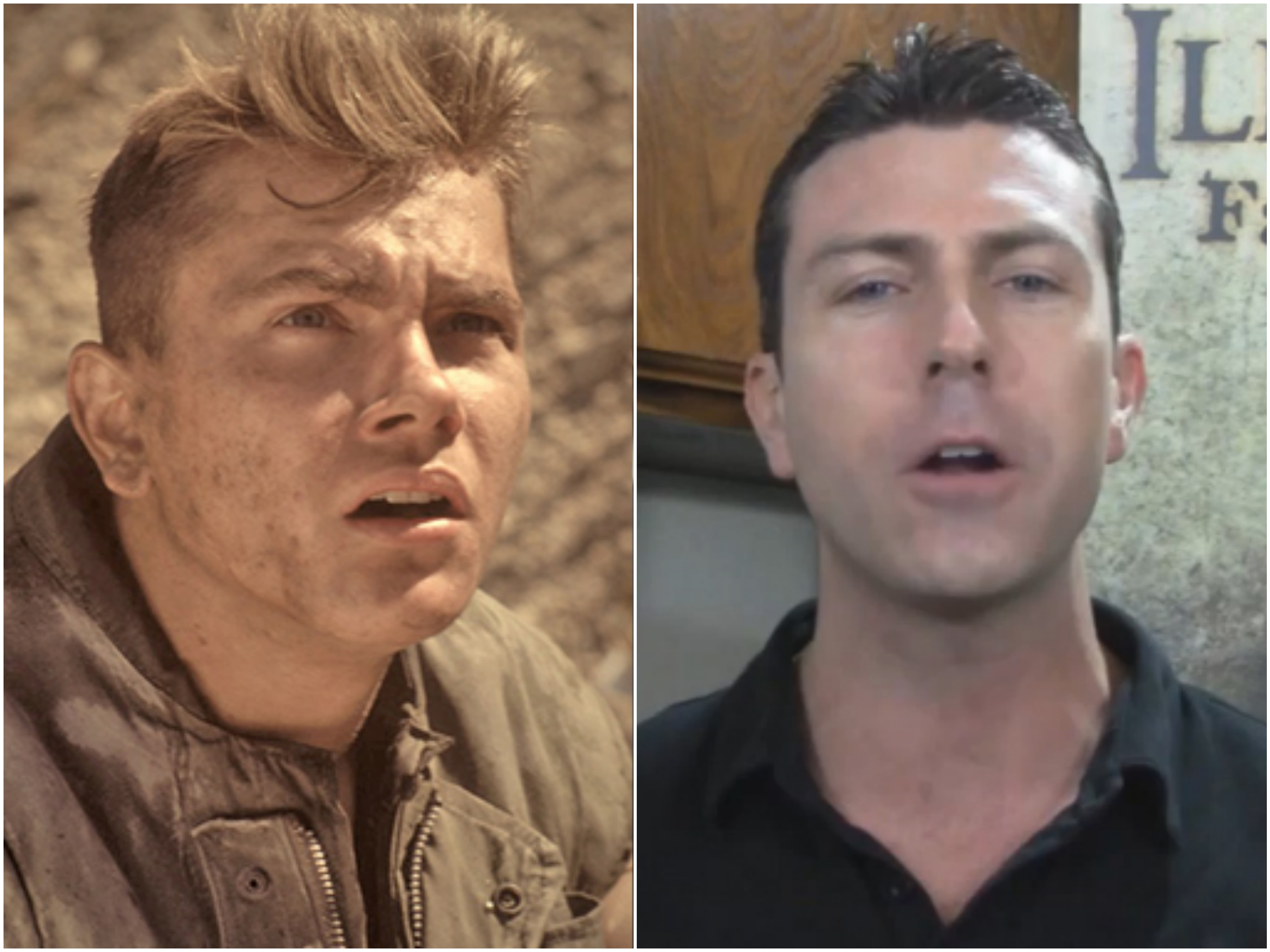 mark dice, river phoenix