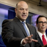 Gary Cohn Condemned Trump, Drafted Resignation. Steve Mnuchin Defended The President