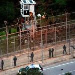 1,000 African Migrants Armed With Sticks, Improvised Spears Storm Spanish Border