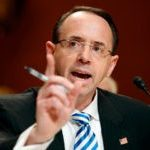 Rosenstein: Lawmakers and White House Officials Could Be Prosecuted for Leaking Classified Info