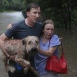 *** LIVE WIRE *** 'Harvey' Moves Back to Gulf, 100K+ Ordered Evacuated in Advance of River Flooding