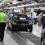 Mercedes-Benz Drops Foreign Construction Workers from American Auto Plant