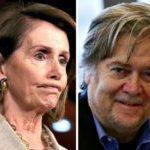 Fire Bannon 3.0: Pelosi Calls for Trump to Ax Chief Strategist