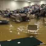 Evacuated Harvey Victims Along Texas Coast Re-Evacuated as Shelter Floods