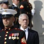 Pentagon: No, Mattis Was Not Rebuking Trump in 'Impromptu' Remarks