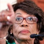 Maxine Waters: People Are Leaking Because Trump 'Cannot Be Trusted'