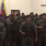 Venezuela: Soldiers Attack Army Base, Declare 'Legitimate Rebellion' in Viral Video