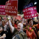 Trump Supporters Roar 'CNN Sucks' Live on CNN