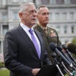 Mattis to North Korea: Any Major Threat Will Be Met with 'Massive Military Response'