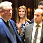 Report: Ivanka Trump Makes a Habit of 'Dropping By' High Profile Meetings