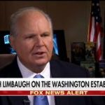 Limbaugh: DC Establishment 'Can't Afford' for Trump to Succeed
