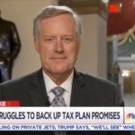 Meadows: I Won't Rule Out Raising Taxes on Wealthy to Partially Pay for Tax Cuts