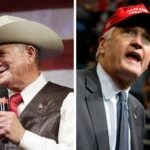 ***Live Updates*** Judge Roy Moore's 'Grassroots Muscle' vs. Luther Strange's 'Corporate Money' in Alabama GOP Senate Runoff