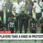 Multiple Players Kneel During National Anthem of Ravens-Jaguars London Game