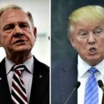 Donald Trump: I'll Be 'Campaigning Like Hell' for Roy Moore If He Beats Luther Strange