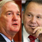 Exclusive — Another Alabama Poll Shows Commanding Roy Moore over Luther Strange Lead in Home Stretch