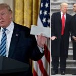 Smart Power: White House Leaker Sends Trump's Inauguration Letter from Obama to Trump-Hating CNN