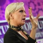 Mika Brzezinski: 'Unhinged' Trump's Wall Is a 'Scam'
