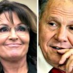 Palin: Vote for Roy Moore Isn't Vote Against Trump; It's a Vote for MAGA Agenda