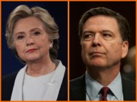 comey clinton and james comey