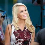 Former ESPN Reporter Britt McHenry on VP Pence Walking Out of Colts Game: 'Every Right to Leave When Flag Is Disrespected'