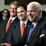 Marco Rubio Headlines Fundraiser for Anti-Trump Senator Jeff Flake