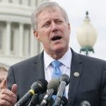 Exclusive — Freedom Caucus Chair Mark Meadows: Republicans Will Only Succeed if They 'Get Behind the Trump Agenda'