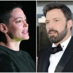Rose McGowan Tells Ben Affleck to 'F*ck Off' after Statement on Weinstein: 'You Lie'