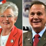 Report: Alabama Gov. Kay Ivey to Vote for Roy Moore for U.S. Senate