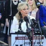 'Let Me Set the Record Straight — He Will Not Step Down,' Says Roy Moore Wife Kayla