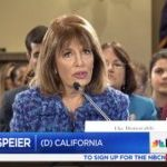 Dem Rep Speier: 'There Are Two Members of Congress' Who 'Have Engaged In Sexual Harassment'