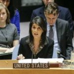 Eli Lake: Nikki Haley Rocks UN