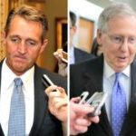 Jeff Flake: GOP Leadership Promised DACA Amnesty if I Vote for Tax Bill