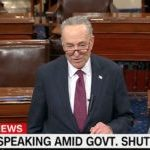 Schumer: 'Trump Shutdown' Because of a 'Dysfunctional President'