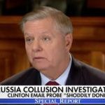 Sen Graham: FBI, DOJ Were 'Corrupt' in Clinton Email Probe, 'Abused' FISA Process