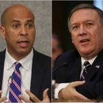 Sen. Cory Booker Violating Constitution: Voting Against Pompeo for Religious Beliefs