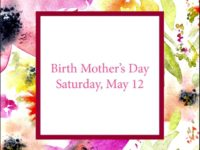 Birth Mother's Day