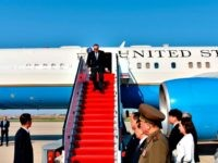 Pompeo Deplanes North Korea