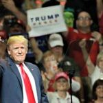 Trump at Indiana Rally: 'We Defend the Right to Self-Defense'