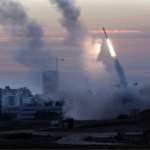 IDF: Iranian Forces Fire Rockets at Israel